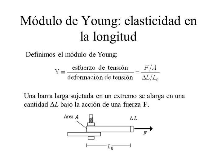 Módulo De Young Y Dilatación